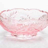 Antique Rose Berry Bowl