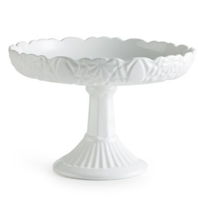 Vintage Style Rounded Cake Stand